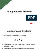 06. Eigenvalue Problem (1)