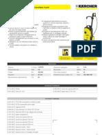 Idropulitrice Karcher HD 6/12-4 C