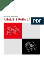 Download Catálogo de Productos de Análisis Para Lácteos 2015