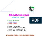 Khadkeshwara Broiler Feeds