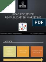 Indicadores de Rentabilidad del Marketing