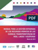 Manual RIOC GWPAaguas Transfronterizas 2012- Esp