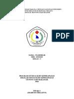 Askep Dm Tipe 1 (Syamsidar 15152235)