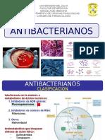 7ma Clase - Quinolonas, Sulfonamidas, Trimetoprim. Dra. De Freitas