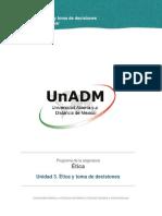 Unidad 3. Etica y Toma de Decisiones_Contenido Nuclear