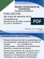 Eval Del Nivel de Dominio de La Competencia (1)