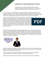Forex Trading - es realmente el mejor Businessh en línea