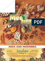 Medherb Green Pages 2009 - India and Indonesia