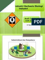 Kawasan Industri Ekologi Industri