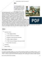 Aprendizaje Dialógico - Wikipedia, La Enciclopedia Libre