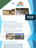 Inundaciones. Presentación Exposición