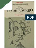 05-Ahí Va Lucas Romero - Armando Tejada Gómez