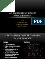 aplicacionesdeladerivadamaximosyminimos-120717000401-phpapp01.pptx