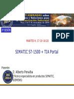 Ponencia Siemens Tiaportal Jai2014