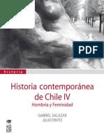 Salazar Gabriel, Pinto Julio - Historia contemporánea de Chile IV, Hombría y feminidad.pdf