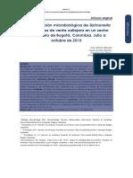 Act 4. Articulo Salmonelosis Lectura Leccion Evaluativa U1