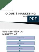 o Que c3a9 Marketing