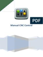 Manual CNC Control