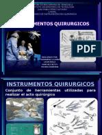 Instrumentos Quirurgicos g 1