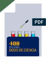 400 Pequenas Dosis de La Ciencia