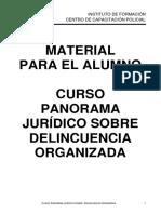 Manual Curso Delincuencia Organizada