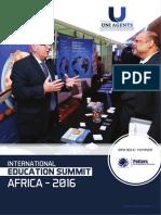 Africa Institution Brochure