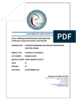 06.SEAMS CAPABILITY LIST MANUAL ISSUE 01 DATED SEPTEMBER 2014.pdf
