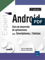 Android, 2da Edición - Sylvain Hebuterne