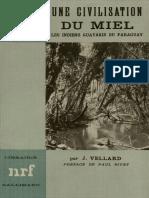 VELLARD, Jehan - Une Civilisation Du Miel PREVIEW