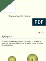 05upc07_Separacion de Raices