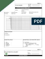 Persetujuan Operasi-formulir