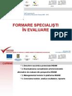 FormareSpecialistiEvaluare INSAM v6 2003
