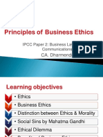 p 2 Ch 7 Principles of Business Ethics