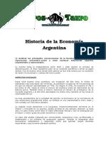 Historia de La Economia Argentina