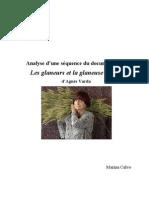 Analyse d'une séquence de Les glaneurs et la glaneuse