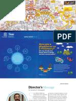 UNESCO MGIEP's Annual Report 2014-15