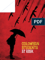 Colombian Students at Risk