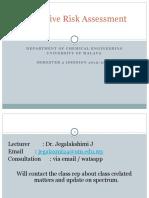 KXGS 6105 Quantitative Risk Assessment - L1.pptx