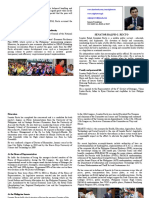 Sen. Ralph Recto's Profile Booklet