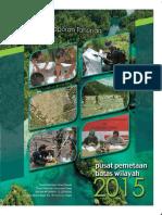 Batas Wilayah Indonesia - BIG 2015