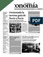 Periódico Economía de Guadalajara #99 Marzo 2016