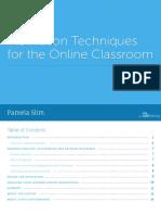 Pamela Slim GoToTraining Motivation Techniques Online Classroom eBook