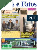 Jornal Atos e Fatos - Edição 672 - 30-04-2010