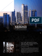 Essence Darmawangsa Apartment