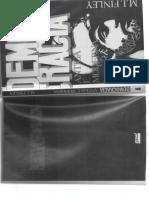 Democracia antiga e moderna - M I. Finley.pdf