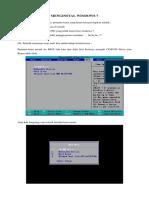 Menginstal Windows 7