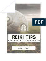 Reiki Tips You Haven t Thought Of