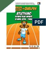 Documento Orientador Atletismo