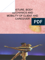 Body Posture and Lifting