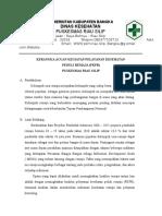 Kerangka Acuan, Metode PKPR